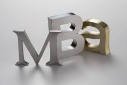 MBA-Studium und Messen