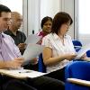 TOEFL Testcenter für MBA